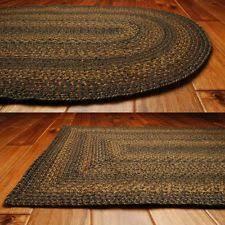 oval braided rugs ebay