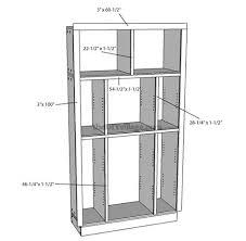 Kitchen Pantry Cabinet Plans Free Free Standing Kitchen Pantry 14 Build A Pantry Part 1 Pantry