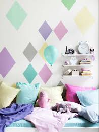 10 gorgeous girls rooms part 6 tinyme blog cool pastel painted diamonds 10 gorgeous girls rooms part 6 tinyme blog