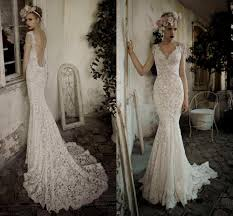 lace backless wedding dresses 2015 naf dresses