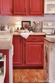 pictures of red kitchen cabinets vintage red kitchen cabinets kitchen design