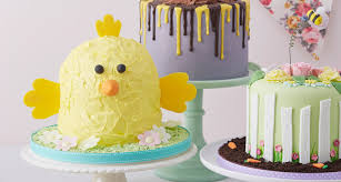 Easter Cake Decorations Australia by How To Make An Easy Easter Cake Hobbycraft Blog