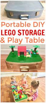 duplo table with storage storage play table flea market flip flea market flips