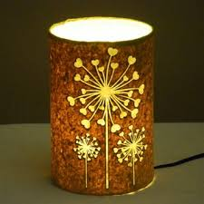 Small Table Lamps Round Small Table Lamps