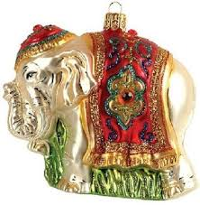 elephant ornaments ebay