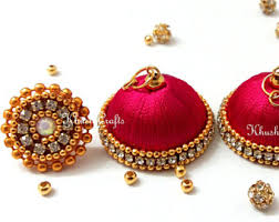 jhumka earrings jhumka earrings etsy