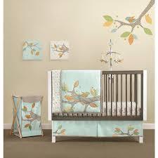 Girls Nursery Bedding Set by Migi Little Tree 3 Piece Crib Bedding Set Bananafish Babies