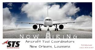 Louisiana travel jobs images Sts is now offering aircraft tool coordinator jobs in new orleans jpg