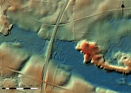 viking borgring fortress discovered in denmark the archaeology