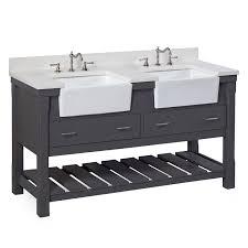 Double Bathroom Vanity 60 Kbc Charlotte 60