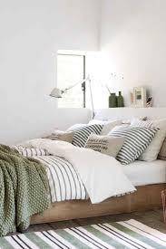 bedrooms earthy bedroom colors striped bedding ideas stripe