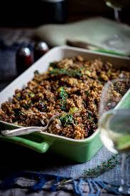 gluten free walnut and kale quinoa healthy seasonal recipes