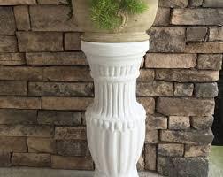 Greek Column Pedestal Corinthian Column Etsy