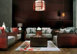 Splendid Zen Living Room Astonishing Design  Zen Living Room - Oriental sofa designs