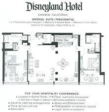 grand californian suites floor plan disneyland hotel 2 bedroom suite floor plan functionalities net