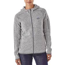 Patagonia Women U0027s Better Sweater Full Zip Hoody