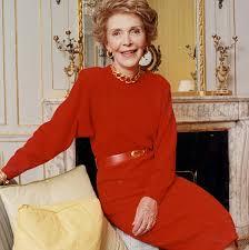 Nancy Reagan Nancy Reagan 6 Classic Looks Worn By The First Lady