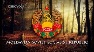 national anthem of the moldovian ssr 1980 1991 instrumental