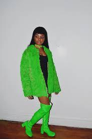 Halloween Neon Costume Bbhmm Rihanna Halloween Costume Neon Fox Style