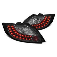 Buddy Club Tail Lights Black U0026 Smoked Tail Lights Custom Led U2014 Carid Com