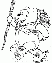 pictures winnie pooh coloring