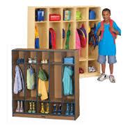 kids lockers metrial handling