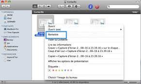 afficher disque dur bureau mac débuter sur mac finder