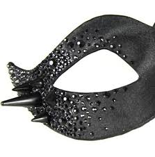 black masquerade masks colombina bling black masquerade mask vivo masks