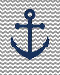 Love Anchors The Soulnautical Anchor - oh so lovely anchors away free printables boys bedroom