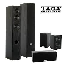 compact home theater system taga harmony 306 home theatre speaker set compact surround sound