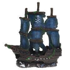 underwater treasures pirate ship