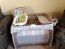 Playpen With Changing Table And Bassinet Playpen With Changing Table Amazoncom Graco Pack U0027n Play