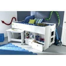 lit surélevé avec bureau lit mezzanine avec bureau et armoire ideal lit mezzanine lit lit