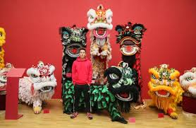 lion dancer book it takes a lion s of discipline and to lion