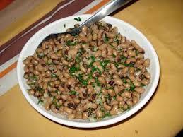 cuisiner portugais recette de salade de cornilles cuites c est des haricots toute