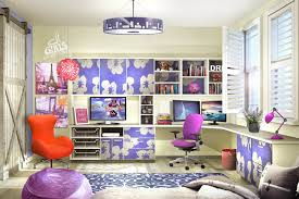 Built In Office Furniture Ideas 26 Home Office Designs Desks U0026 Shelving By Closet Factory