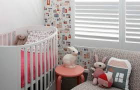 Pink And Grey Nursery Decor Baby Nursery Room Interior Design Fooz World