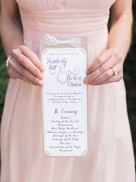 diy wedding ceremony programs blush diy wedding grace