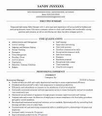 Restaurant General Manager Job Description Resume by Restaurant General Manager Job Description Restaurant General
