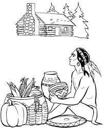 11 best pilgrims u0026 indians images on pinterest coloring