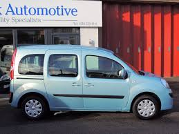 renault kangoo 2012 used renault kangoo 16 expression disabled wheelchair adapted