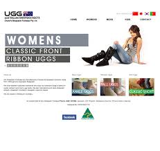 ugg boots australia website twocreative website design graphic design printing ph 0413861460