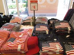 Made In China American Flags Old Navy U0027s U0027americana U0027 T U0027s Made Overseas Truth In Advertising