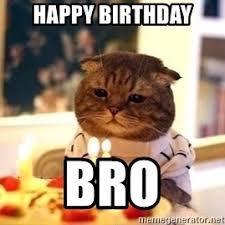 Cat Happy Birthday Meme - birthday cat meme generator