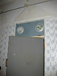file patient room with hand painted stencil wallpaper 5079702529