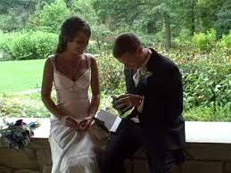 wedding gift exchange the gift exchange before the wedding
