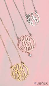 make your own name necklace 41 best name necklaces by jewlr images on jewelry ideas