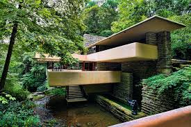 Falling Water Interior Frank Lloyd Wright U0027s Falling Water Photo By Chuck Kuhn Http