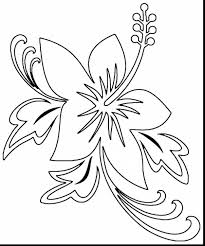 incredible flower coloring pages print flower coloring pages