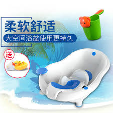 si e pour baignoire bleu bébé en plastique baignoire nouveau né bébé baignoire